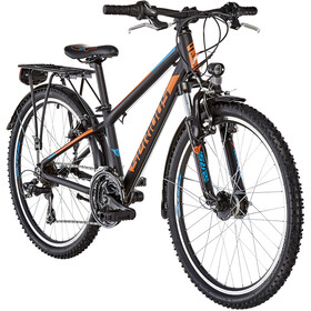 Serious Rockville Street 24'' Niños, black/orange
